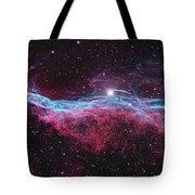 Witchs Broom Nebula Tote Bag