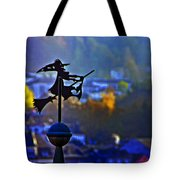 Witch's Ride Tote Bag