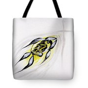 With A Pure Heart Tote Bag