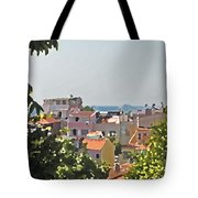With A Seaview Tote Bag