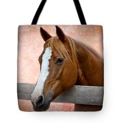 With A Whisper Tote Bag
