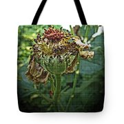 Withered Away Tote Bag