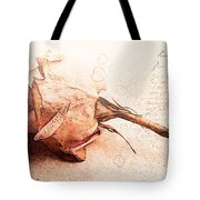 Withered Dreams Tote Bag