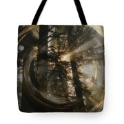 Within Whorls Of Beauty Tote Bag