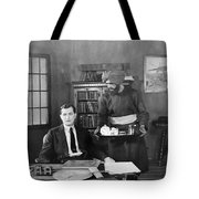 Without Benefit Of Clergy Tote Bag
