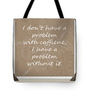 Without It Scrapbook Tote Bag