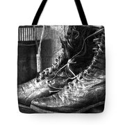 Withstand  Tote Bag by Empty Wall