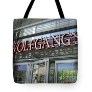 Wolfgangs Reflections Tote Bag