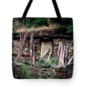 Wolf's Lair Tote Bag
