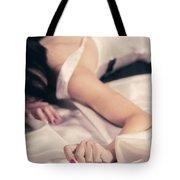 Woman Tote Bag by Joana Kruse