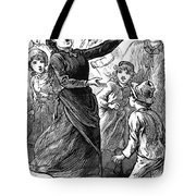 Woman Preaching, 1888 Tote Bag