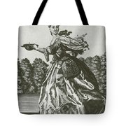 Woman With Surgical Equipment, 18th Tote Bag