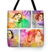 Woman's Soul Tote Bag