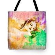 Woman's Soul Part 1 Tote Bag