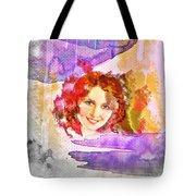 Woman's Soul Part 2 Tote Bag