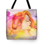 Woman's Soul Part 4 Tote Bag