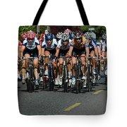 Women's Criterium Tour De White Rock Tote Bag