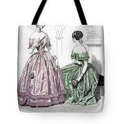 Womens Fashion, 1843 Tote Bag