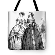 Womens Fashion, 1851 Tote Bag