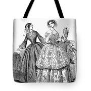 Womens Fashion, 1853 Tote Bag