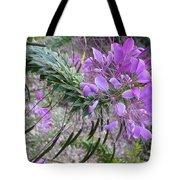 Wonder Flower Tote Bag