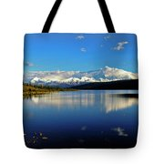 Wonder Lake II Tote Bag