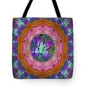 Wonderful Rose Petal Art Tote Bag
