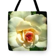 Wonderland Rose Tote Bag