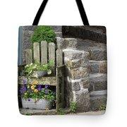 Wood And Granite Tote Bag