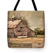Wood Barn Tote Bag