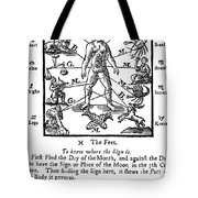 Woodcut, 1750 Tote Bag by Science Source