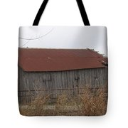 Wooden Barn Tote Bag