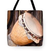 Wooden Instruments Tote Bag