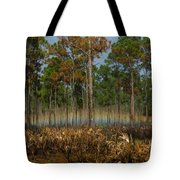 Woodland Rainbow Tote Bag