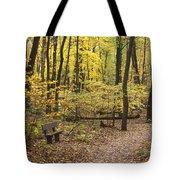 Woodland Respite Tote Bag