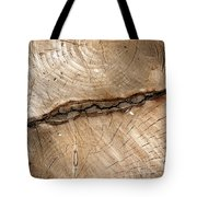 Woodwork Design Tote Bag