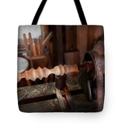 Woodworker - Lathe - Rough Cut Tote Bag