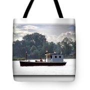 Workboat Tote Bag