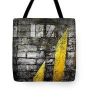 Workers Built Roads Tote Bag