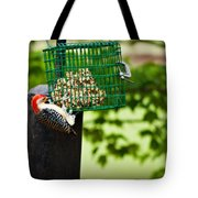 Working For Your Lunch Tote Bag