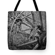 Working Wheels Tote Bag