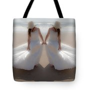 Working With The Wind Tote Bag