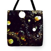 World Of Bubbles Tote Bag