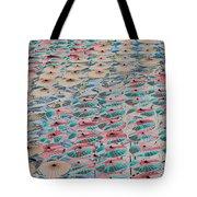 World Of Umbrellas Tote Bag