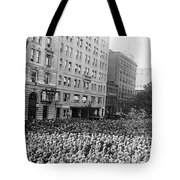 World Series, 1925 Tote Bag