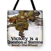 World War I: Poster, 1917 Tote Bag