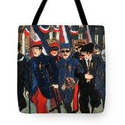 World War I: Veterans Tote Bag