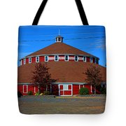 Worlds Largest Barn Tote Bag