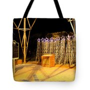 Worlds Richest Acre Park In Kilgore Tote Bag