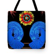 Worship Of The Dying Sun Tote Bag